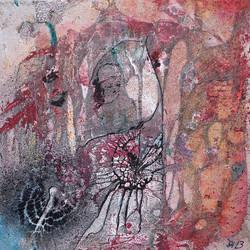 spinnennetz,acryl auf MDF,15x15,2013.JPG