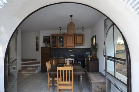Küche Villa Arte