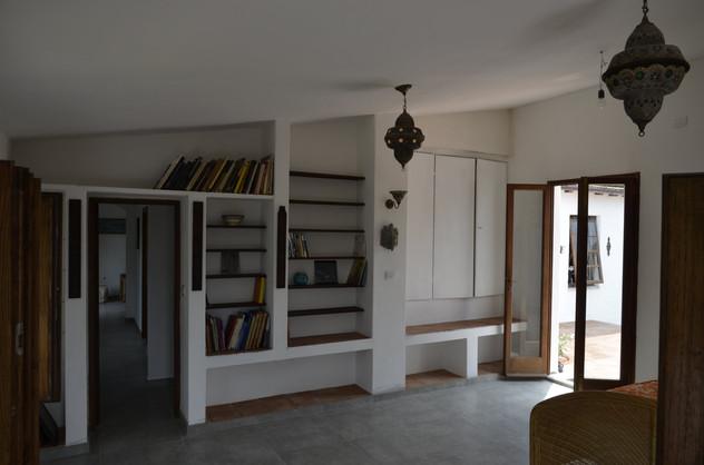 Das grosse Schlafzimmer Villa Arte