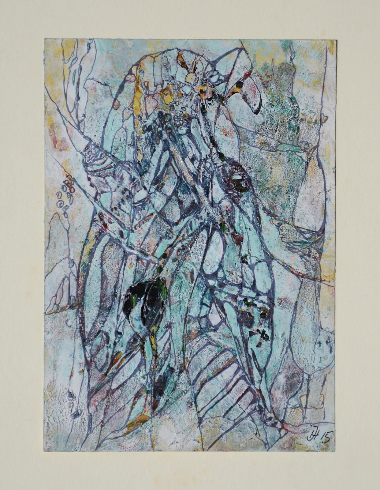 pleitegeier,10,5x15cm,acryl auf papier .2015.JPG