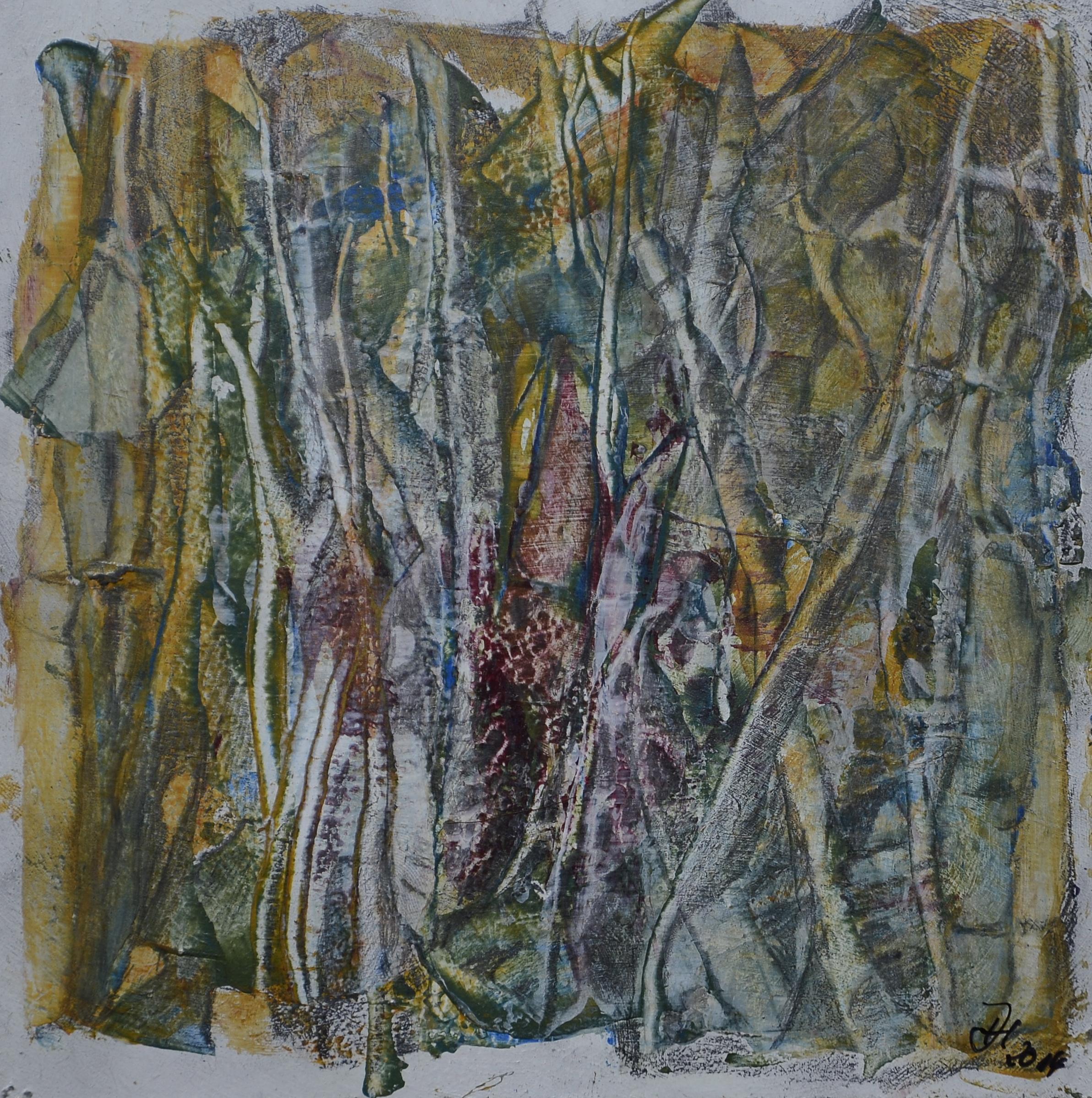 im_wald…acryl_auf_MDF,15x15cm,2014.JPG