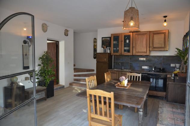 Küche, Villa Arte