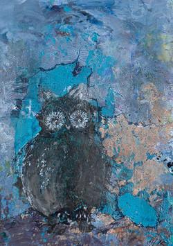 owling blue