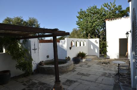 Untere Terrasse