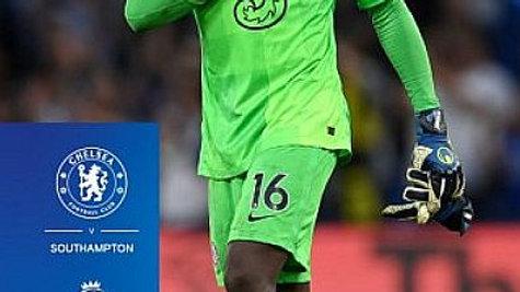 *CHELSEA 3 v SOUTHAMPTON 1 2021/22 Premier League*