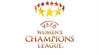 *CHELSEA WOMEN 3 v WOLFSBURG LADIES 3 2021/22 Womens Champions League Match 1*