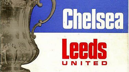 *CHELSEA 2 v LEEDS UNITED 1969/70 F.A.Cup FINAL Replay*