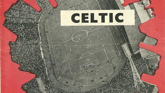 *GLASGOW RANGERS 2 v CELTIC 1 1964/65 Scottish League Cup FINAL*