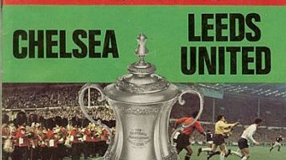 *CHELSEA 2 v LEEDS UNITED 2 1969/70 F.A.Cup FINAL*