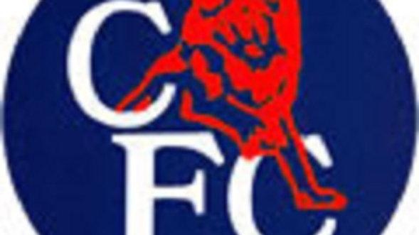 *CHELSEA 1 v BLACKBURN ROVERS 2 1994/95 Premier League*