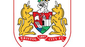 *BRISTOL CITY 2 v CHELSEA 2 1975/76 League Division 2*