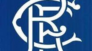 *GLASGOW RANGERS 4 v DUNDEE UNITED 0 2020/21 Scottish Premiership*