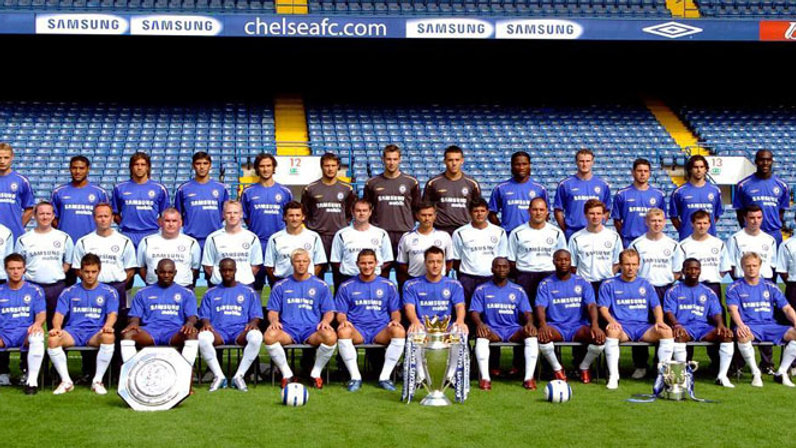 CHELSEA FC 2005/06 COMPLETE CENTENARY HOME CHAMPIONS PROGRAMME COLLECTION