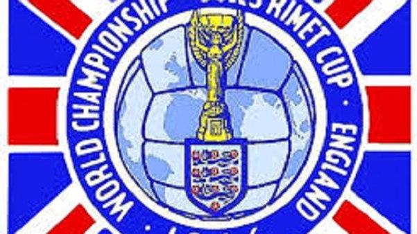 *ENGLAND 1 v ARGENTINA 0 1966 World Cup Q/Final*