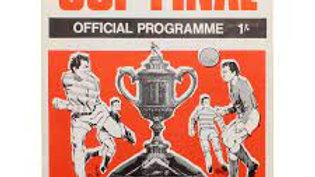 *CELTIC 4 v GLASGOW RANGERS 0 1968/69 Scottish Cup FINAL*