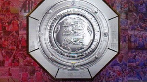 ARSENAL v CHELSEA 2017/18 F.A. Community Shield MATCHDAY PROGRAMME