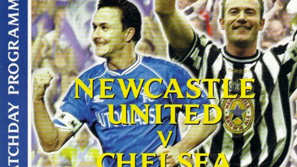 CHELSEA v NEWCASTLE UNITED 1999/00 F.A. Cup Semi Final MATCHDAY PROGRAMME