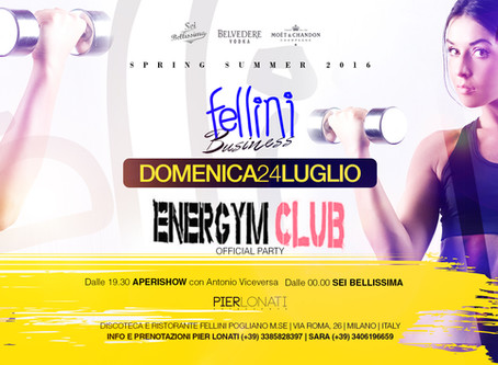 ENERGYM CLUB AL FELLINI