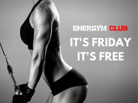 Free Friday (quando avrai tempo :)