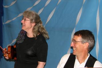 Dave Wiesler and Mara