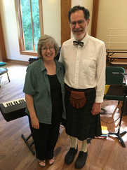 Dean Herington and Mara