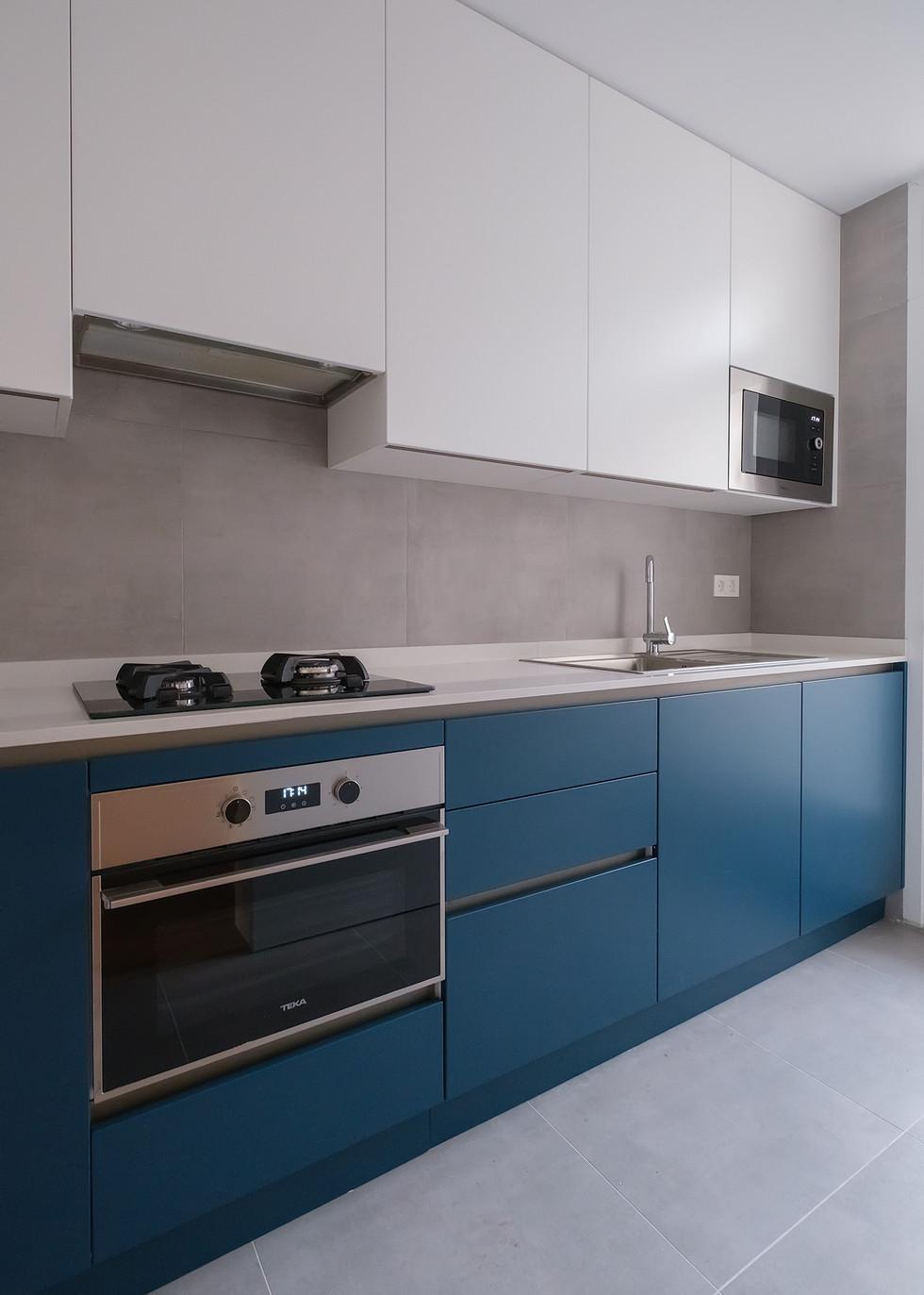 Reforma vivienda AL cocina 1