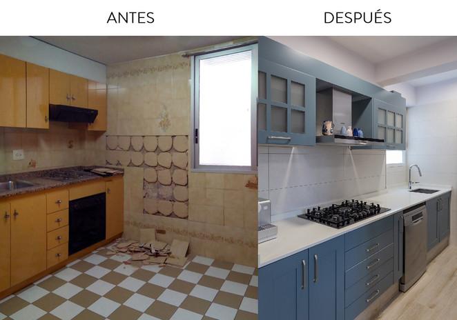 Reforma integral de vivienda, Valencia.