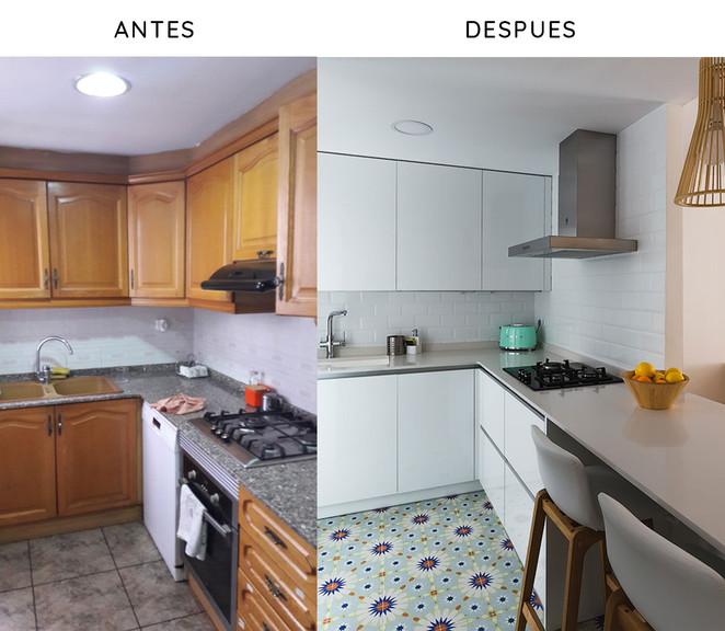 Reforma completa de vivienda, Valencia.