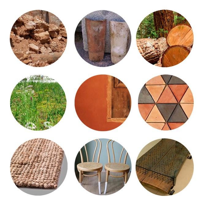 Arquitectura y Bioconstruccion. Vivienda con materiales naturales.