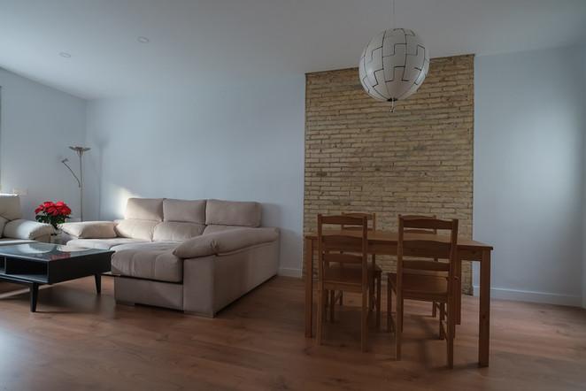 Reforma vivienda AL  salon-comedor