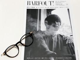 掲載情報【BARFOUT】