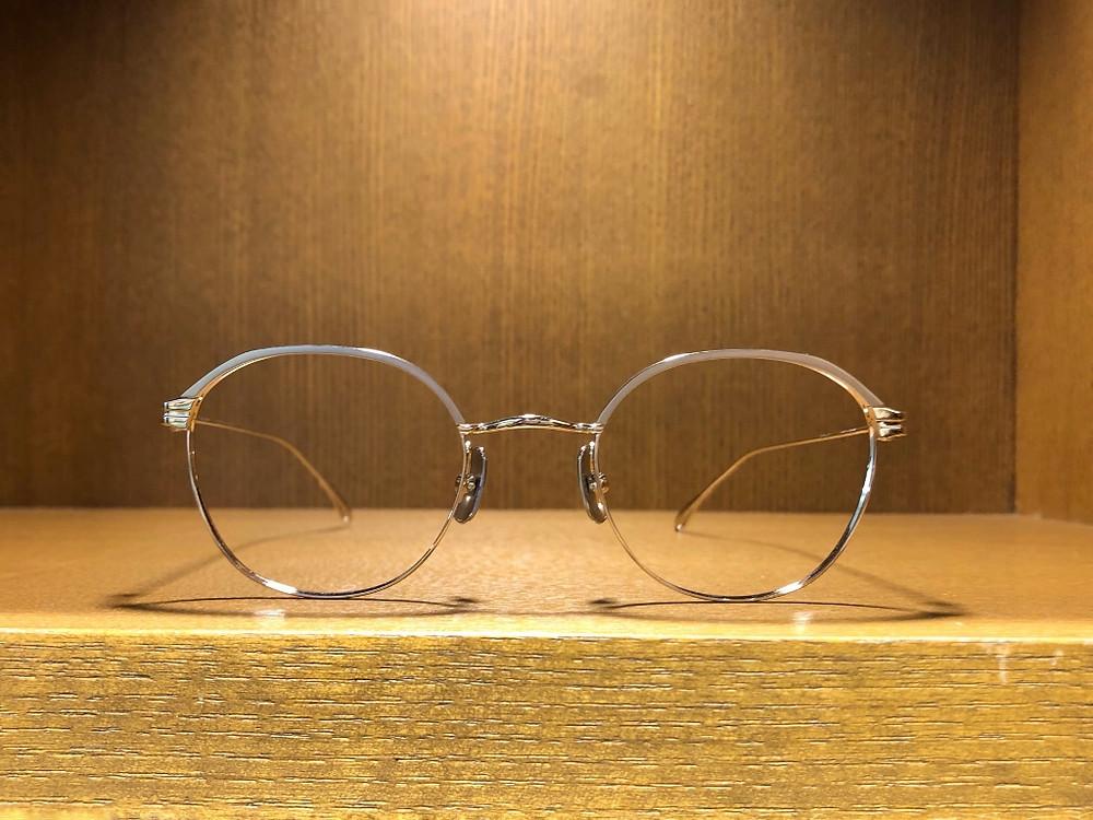 金子眼鏡 KM-49 オプティシァンロイド ロイド メガネ opticienloyd 原宿 表参道