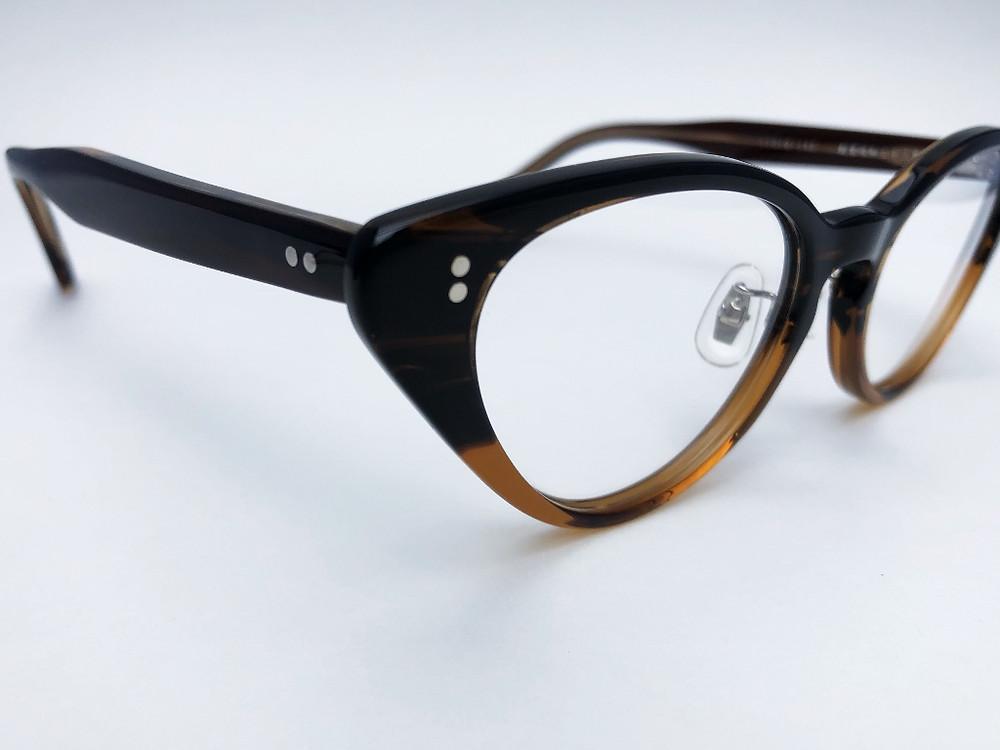 フォックスメガネ 金子眼鏡 オプティシァンロイド ロイド 原宿 メガネ 眼鏡店