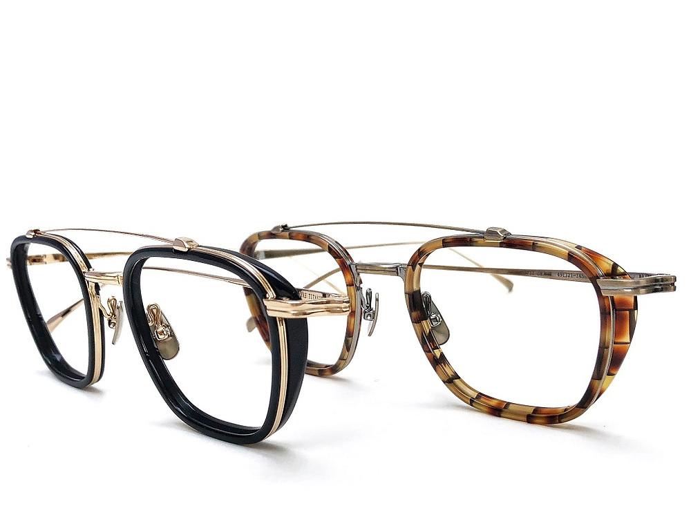 KJ-31 金子眼鏡 オプティシァンロイド ロイド 眼鏡 メガネ 原宿