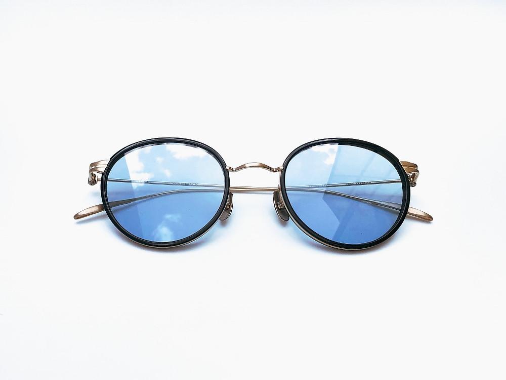 サングラス UVカット 紫外線対策 オプティシァンロイド ロイド 原宿 表参道 メガネ 金子眼鏡