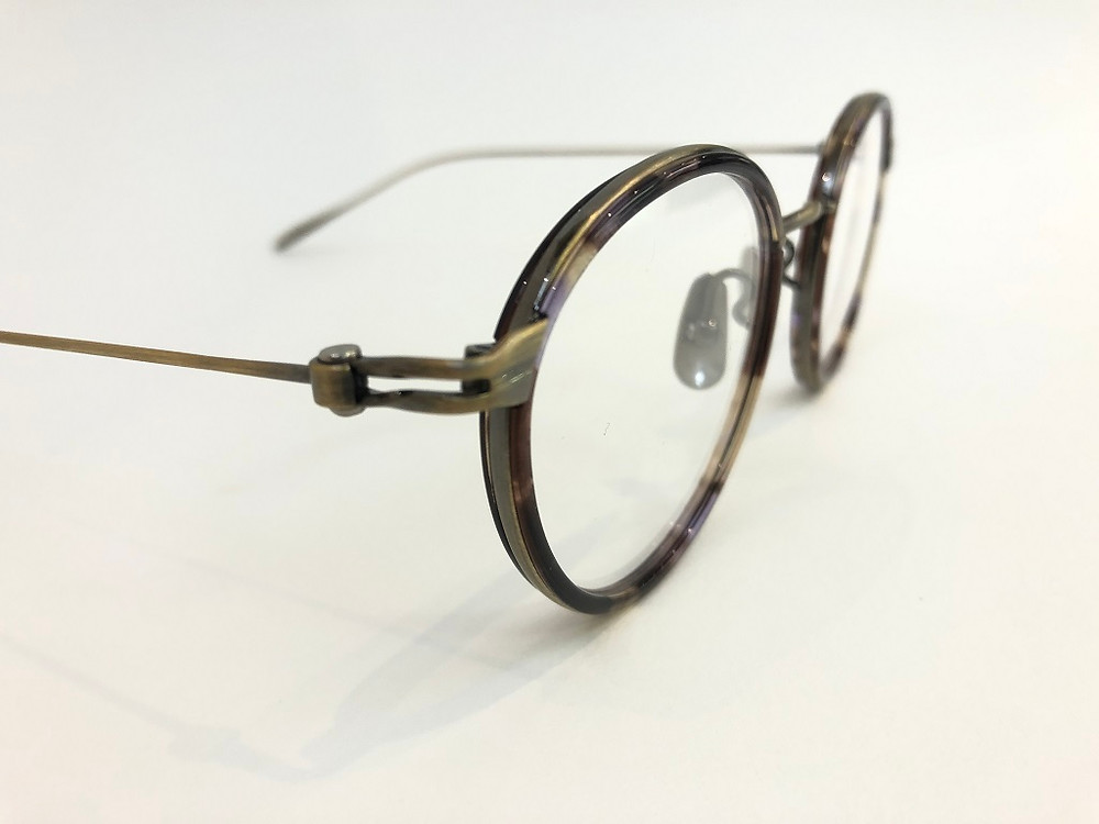 掲載案内 LEON オプティシァンロイド ロイド 原宿 表参道 メガネ 眼鏡 金子眼鏡