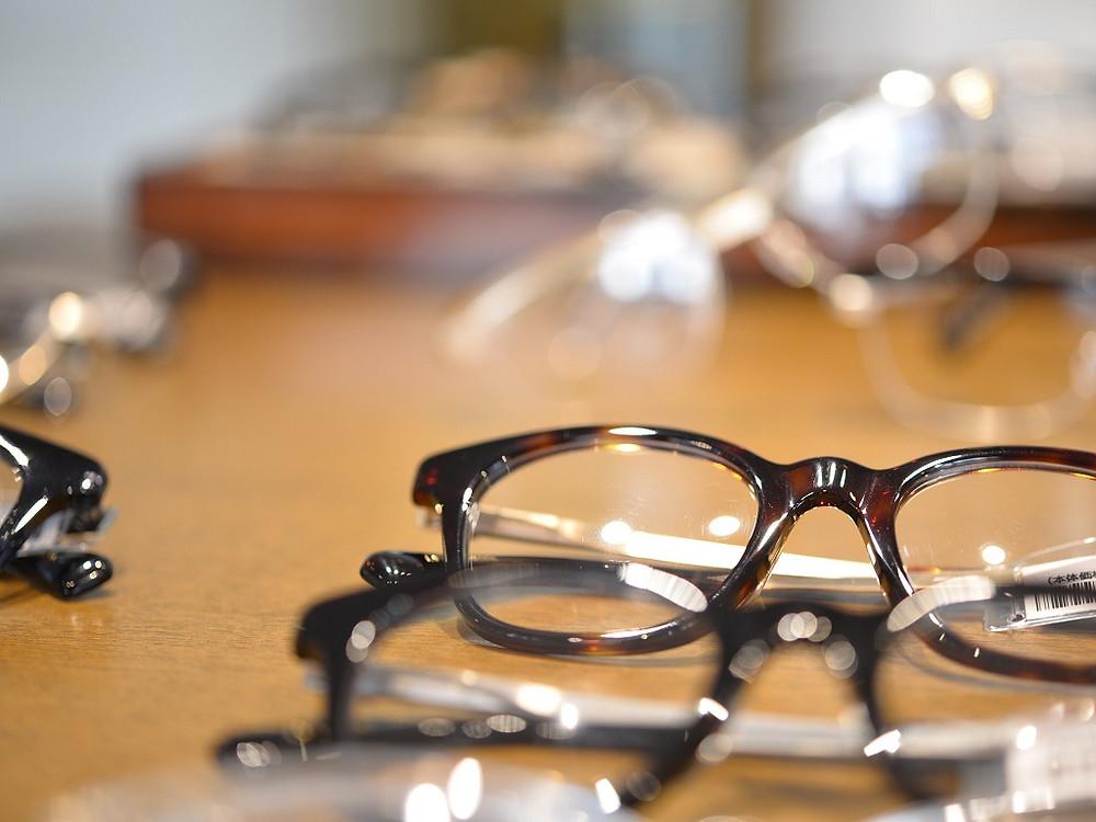 ニコン レンズ 疲れ目対策 オプティシァンロイド ロイド メガネ 原宿