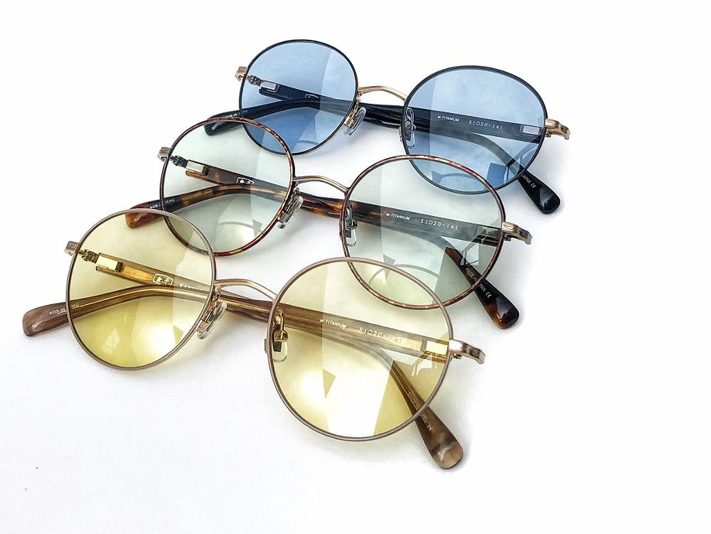 オプティシァンロイド ロイド 金子眼鏡 メガネ サングラス