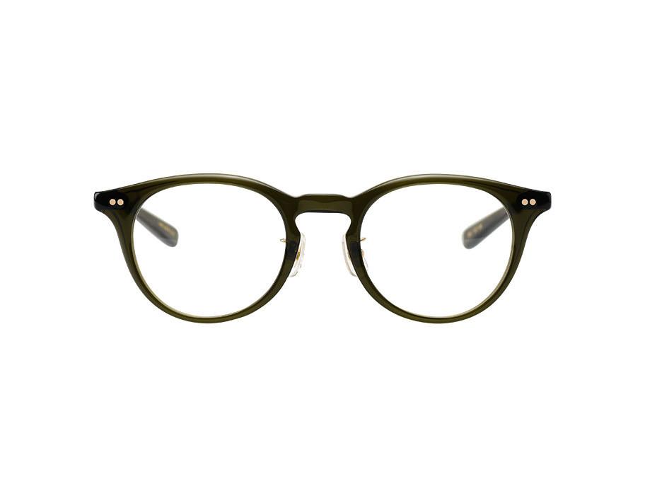 金子眼鏡 セルフレーム mina メガネ 原宿 オプティシァンロイド