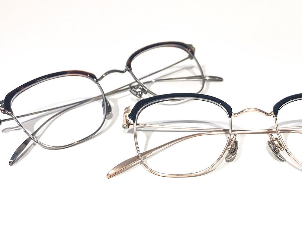 金子眼鏡 オプティシァンロイド ロイド 原宿 メガネ