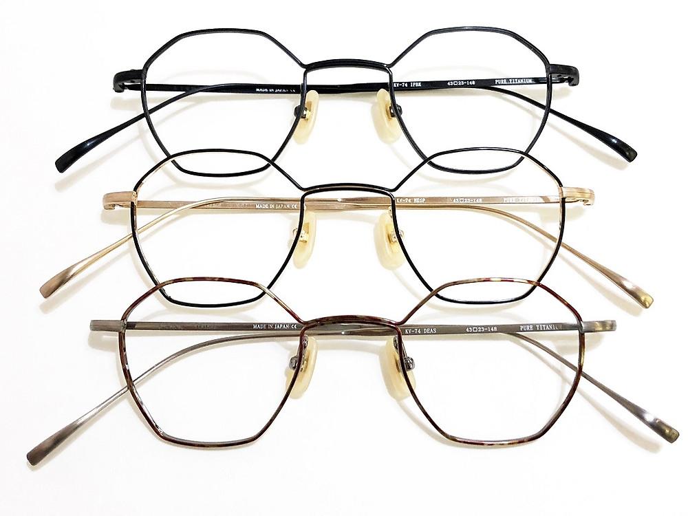オプティシァンロイド ロイド 原宿 眼鏡 メガネ 金子眼鏡