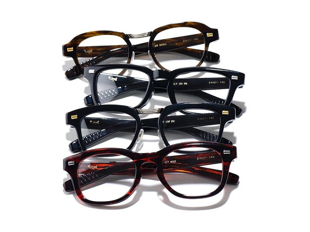 ロイドオリジナル 眼鏡 メガネ 原宿 オプティシァンロイド ロイド