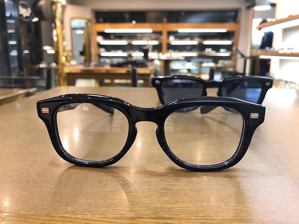 原宿 眼鏡 オプティシァンロイド ロイド