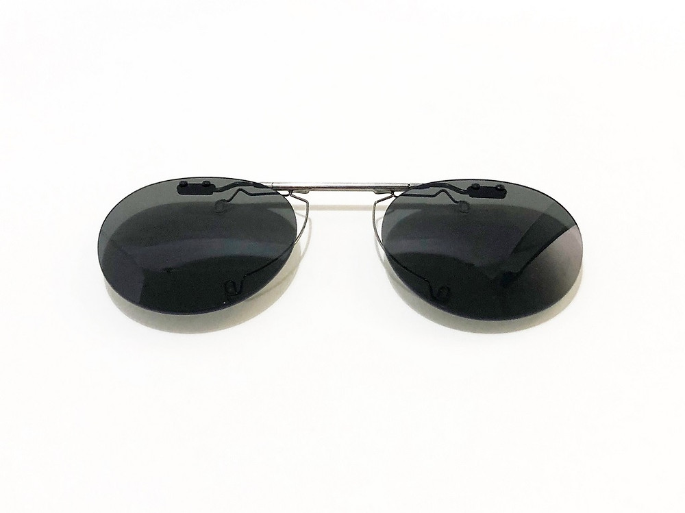 クリップオン 跳ね上げ式 金子眼鏡 オプティシァンロイド ロイド 原宿 眼鏡 メガネ