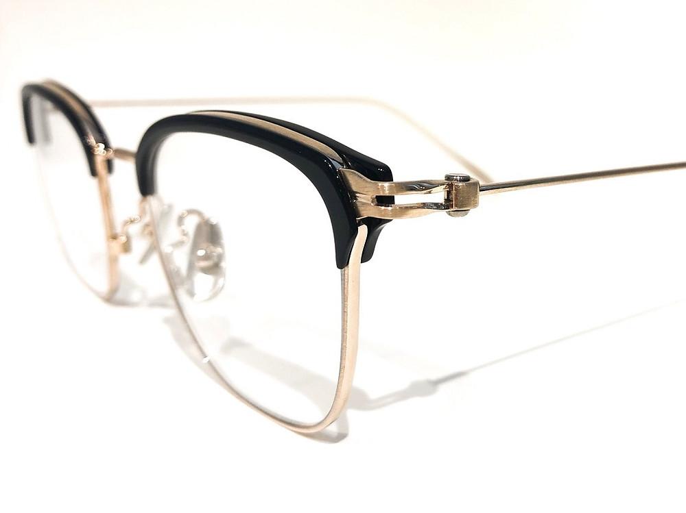 金子眼鏡 オプティシァンロイド メガネ 原宿