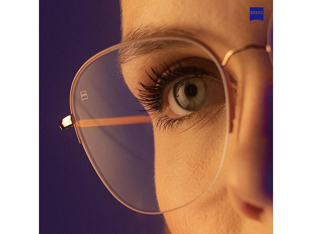 ツアイス ZEISS 抗ウィルス ブルーガード 疲れ目対策 オプティシァンロイド ロイド 原宿 メガネ 金子眼鏡