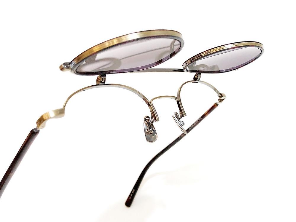 金子眼鏡 オプティシァンロイド ロイド 原宿 眼鏡 メガネ サングラス