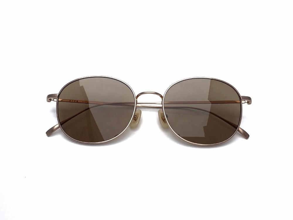 金子眼鏡 オプティシァンロイド ロイド 原宿 メガネ サングラス