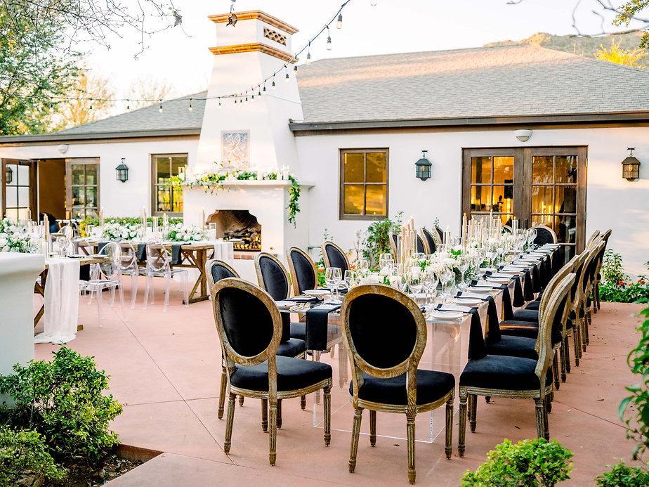 El Chorro _ Reception _ Scottsdale, Ariz