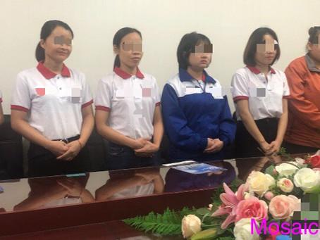 介護技能実習生の面接・ベトナムへ